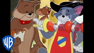 Tom et Jerry en Français | Tom et Jerry adorent la Nourriture | WB Kids