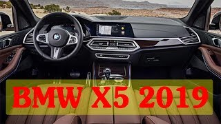 Review Car BMW X5 2019 Interior and Exterior by images