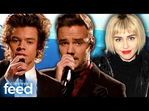 One Direction Snl Performances & Miley Cyrus New Bob Haircut! video