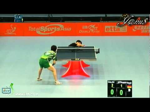 2011 Grand Finals (ms-R16) RYU Seung Min - OVTCHAROV Dimitrij [Full Match|Short Form]