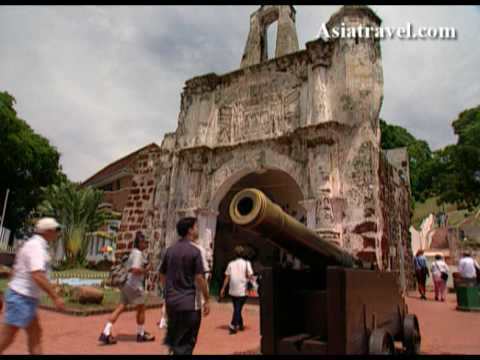 Malacca, 马六甲 History by Asiatravel.com