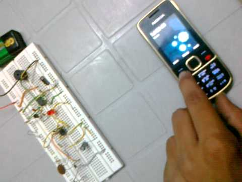 Build a cell phone jammer circuit - cell.phone wifi jammer