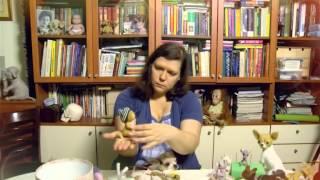 Авторские игрушки из шерсти (сухое валяние). Штучная работа. Выпуск 16