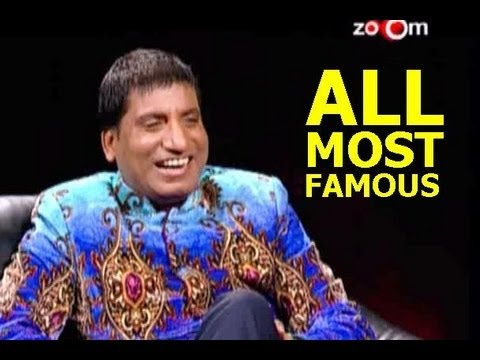 All Most Famous : Raju Srivastava: Gajodhar was actually our barber who inspired me