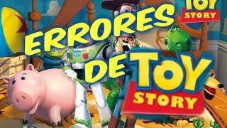 Errores De Toy Story 1