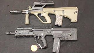 IWI Tavor X95 vs Steyr AUG A3 M1