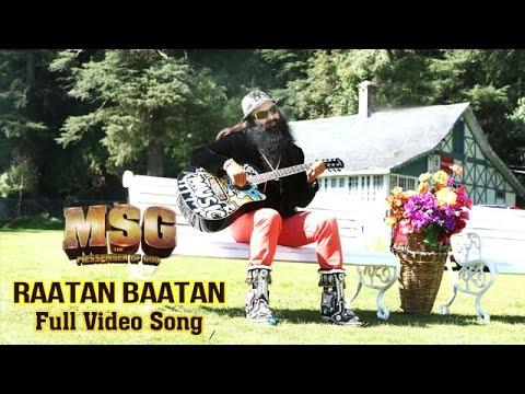 Raatan Baatan | Video Song | Msg: The Messenger video