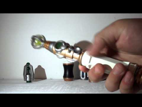 Doctor Who Personalise your Sonic Screwdriver Set Toy Review
