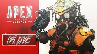 Apex legends!!Noob gameplay#1