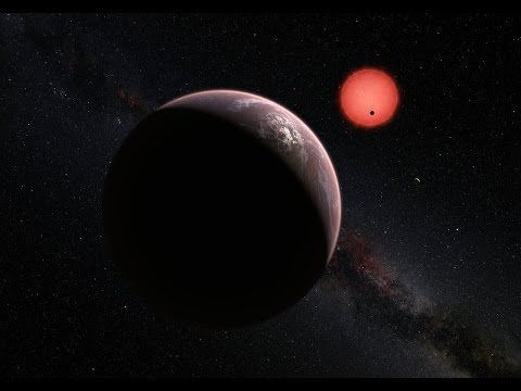 Three Earth-like Planets Discovered Around Dwarf Star | Video