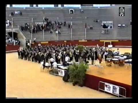Certamen Valencia 1994 - CIM La Armonica de Buñol - Centenario del Litro - M.Carrascosa
