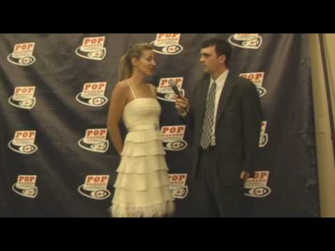 Summer Sanders Interview Video