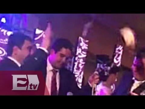 Venezuela: hijo de Nicolás Maduro baila entre 'lluvia' de billetes/ Global