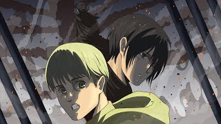 Download lagu Attack on Titan Season 4 - Ending Full『Shock』by Yuko Ando