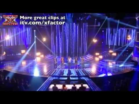 One Direction The X Factor Random Bits