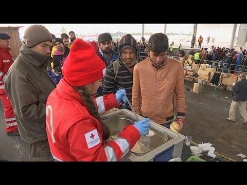 تصمیم تازه آلمان و اتریش برای پناهجویان