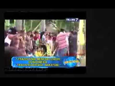 Acara The On The SpotTrans7 25 Mei 2015 7 Tradisi Unik Mencari Jodoh Di Indonesia