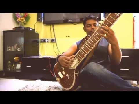 Nothing Else Matters - Metallica - Sitar Version-india