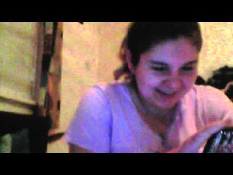 Webcam video from Augusa wierd laugh by olivia xxx