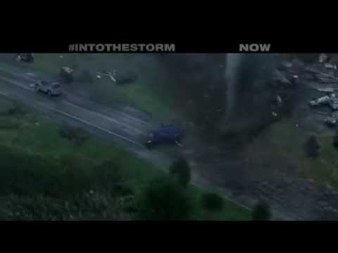 Into The Storm - Take You - TV Spot - Now Playing In Theatres