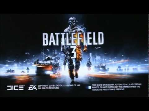 Battlefield 3 save game data corruption 100% fix