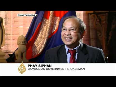 Cambodia pushing for key role in ASEAN talks