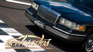 LINCOLN TOWN CAR, O CARRO DE SILVIO SANTOS - VR COM RUBENS BARRICHELLO #103 | ACELERADOS