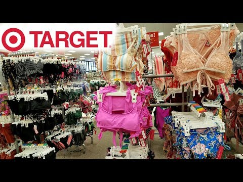 Shop WITH ME TARGET SWIMWEAR SUMMER IDEAS WALK THROUGH AY 2018