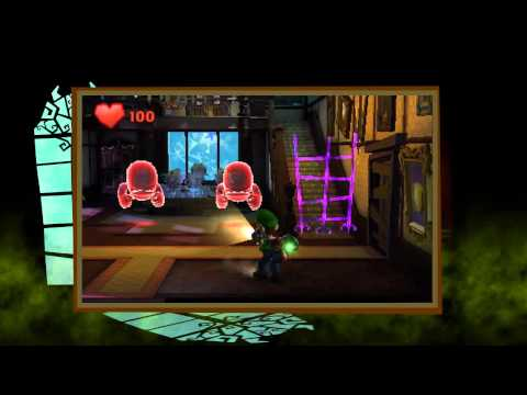 YogTrailers - Luigi's Mansion 3DS