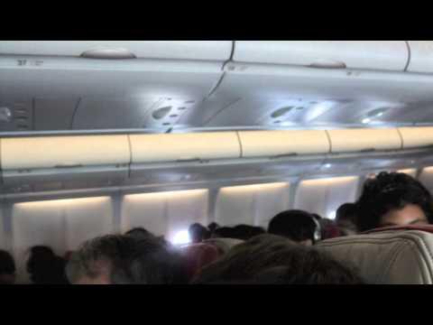 Air Asia X Experience (D7-237 Perth To Kuala Lumpur)