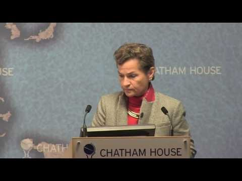 Christiana Figueres - Delivering Concrete Climate Change Action: Towards 2015