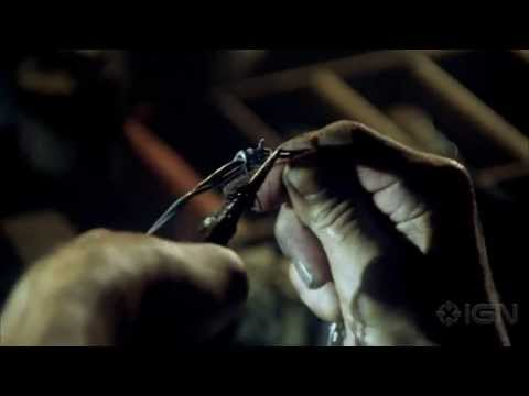 The Evil Within - Debut Trailer