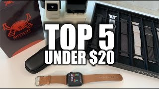 TOP 5 MUST Have Apple Watch Series 4 Accessories Review