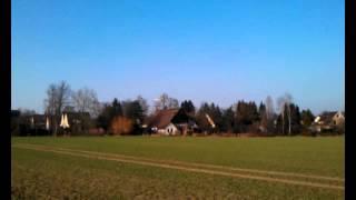 First Spring Flight - HobbyZone Champ