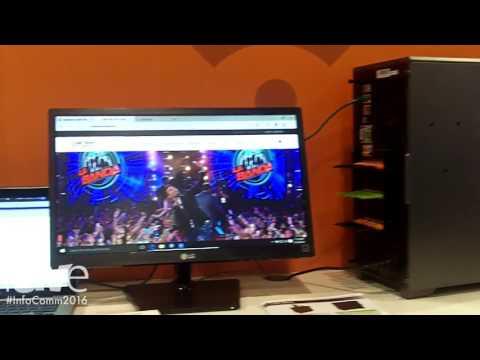 InfoComm 2016: Trade Show Internet Showcasees 4G Mega Internet Kit
