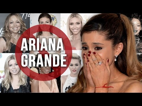 10 Celebs Who've Dissed Ariana Grande
