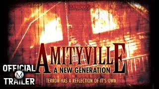 AMITYVILLE: A NEW GENERATION (1993)   Official Trailer   4K
