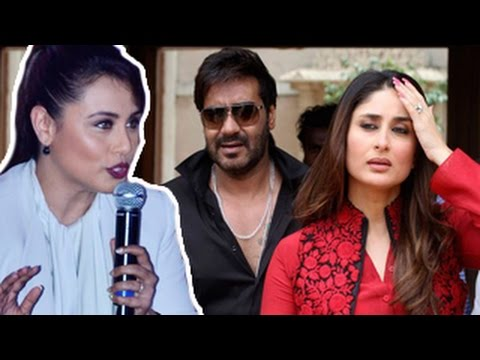Rani Mukherjee Refuses Mardaani's Comparison With Singham Returns video