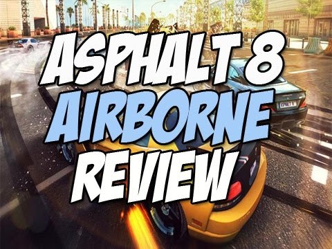 Review Asphalt 8: Airborne para android   Mejores juegos Gameloft - Happy Tech