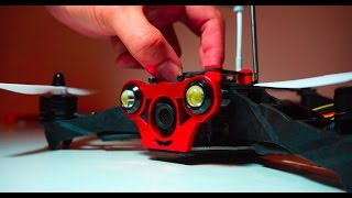 Eachine Racer 250 FPV ARF - Introduction & Quick Setup