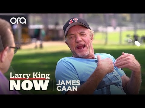 Working With Marlon Brando | James Caan  | Larry King Now - Ora TV