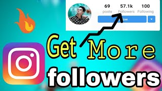 Get more Instagram followers | free Instagram followers instantly | free Insta follows #PagalCreativ