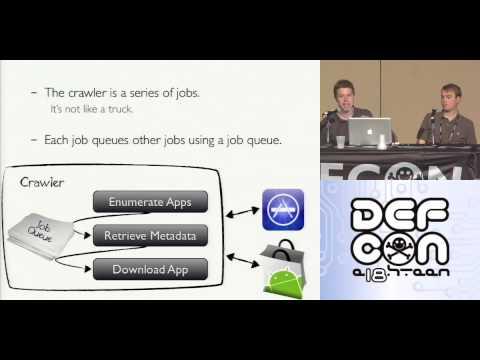 DEF CON 18 - Kevin Mahaffey & John Hering - App Attack