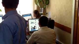 Angajați în justiție stau pe internet la serviciu