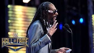 Watch Snoop Dogg Hall Of Fame video