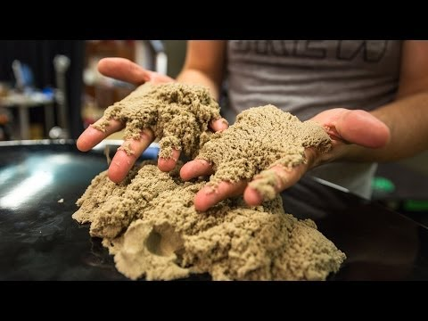 12 Days of Tested Christmas: Super Weird Sand