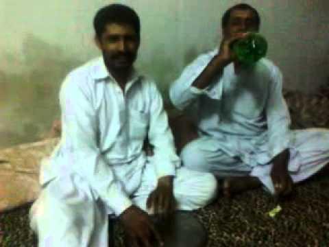 Saraiki Song Rana Sana & Fida Hussain Local Basti Malana video