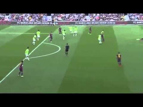 FCB-BR | Goals & Highlights | FC Barcelona (7-0) CA Osasuna | 16/03/14