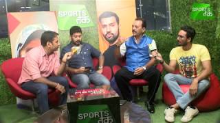 Live विराट vs रोहित , वर्ल्ड कप तक कौन मारेगा बाज़ी ?   Sports Tak   Rohit Vs Virat ICC Rankings