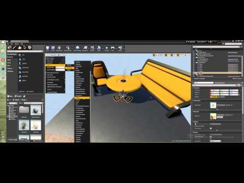 Уроки Unreal Engine 4 - Навигация во Viewport (Часть 1)